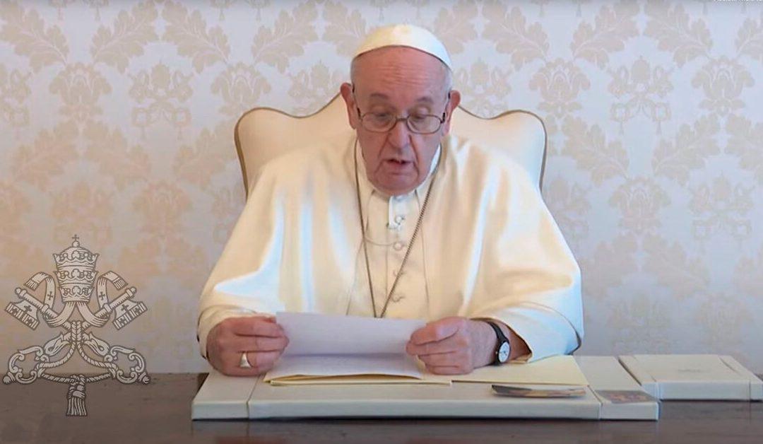 Papa Francisco recorda a conversão de Santo Inácio