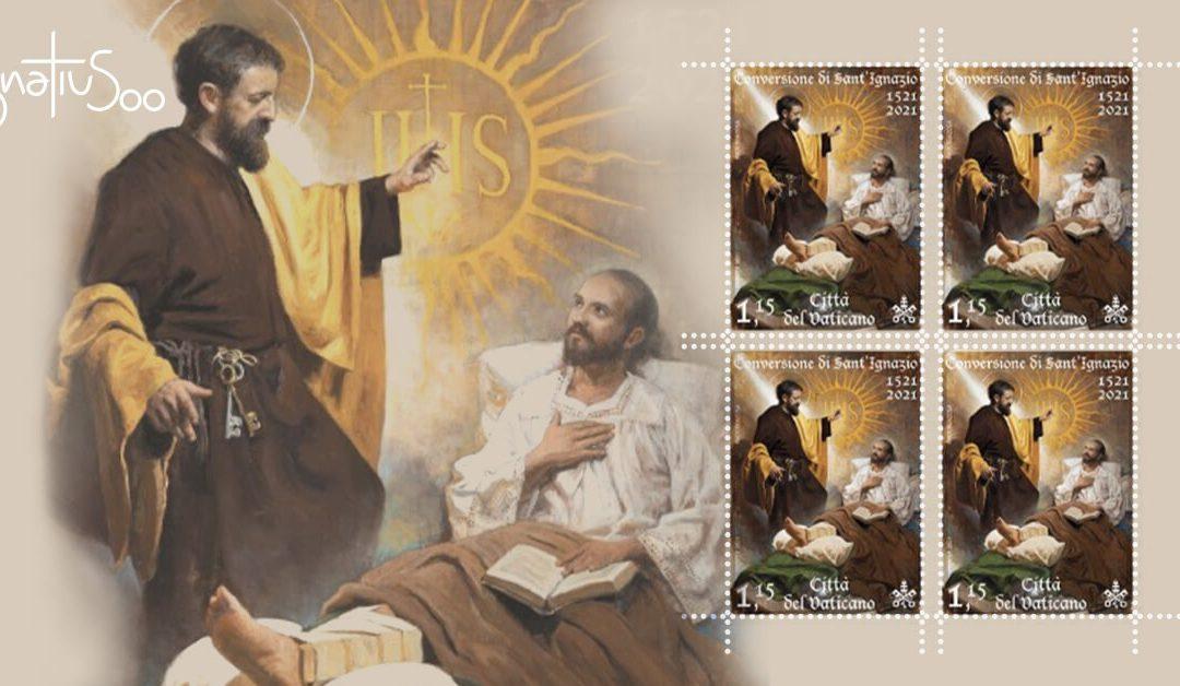 Vaticano lança selo pelos 500 anos da conversão de Inácio