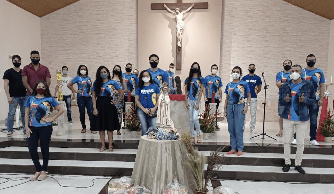 Grupo jovem abre Ano Inaciano em Montes Claros