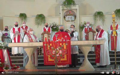 Missa de Abertura do Ano Inaciano no Brasil