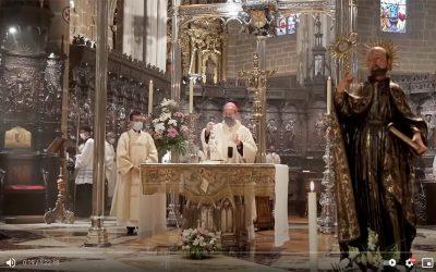 Missa de Abertura Oficial do Ano Inaciano