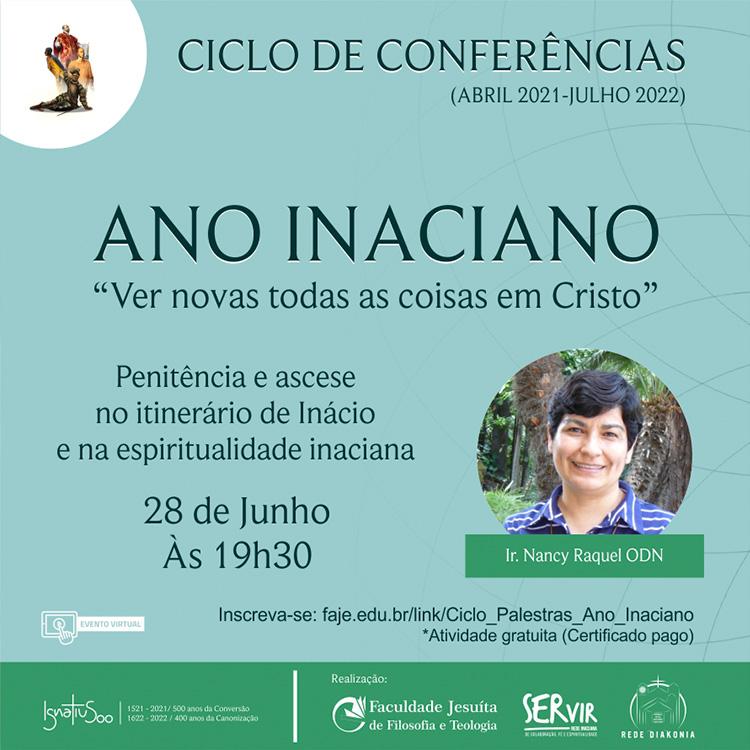 Penitência e ascese no itinerário de Inácio e na espiritualidade inaciana