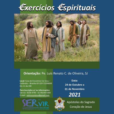 Exercícios Espirituais – Pe. Luís Renato de Carvalho, SJ