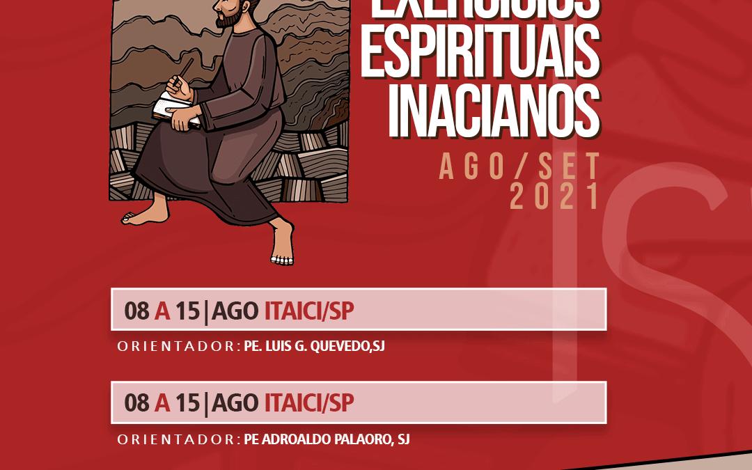 Exercícios Espirituais – Pe. Adroaldo Palaoro, SJ