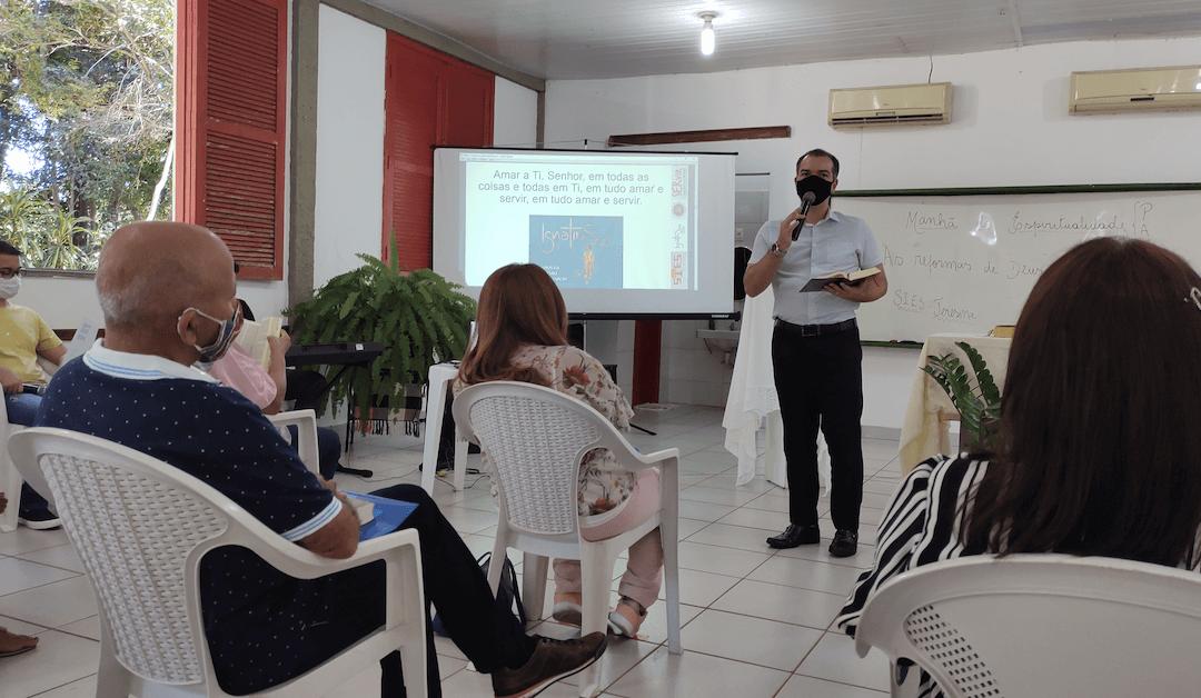 Manhã de Espiritualidade reúne participantes em Teresina