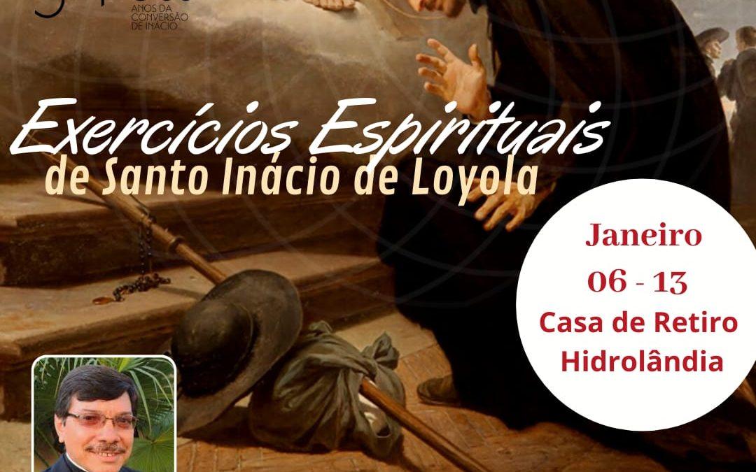 Exercícios Espirituais – Pe. Eliomar Ribeiro, SJ