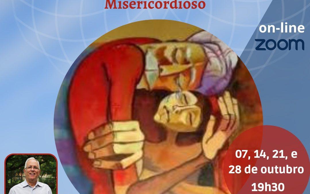 """Minicurso """"Com o evangelista Lucas, nos passos de Jesus misericordioso"""""""