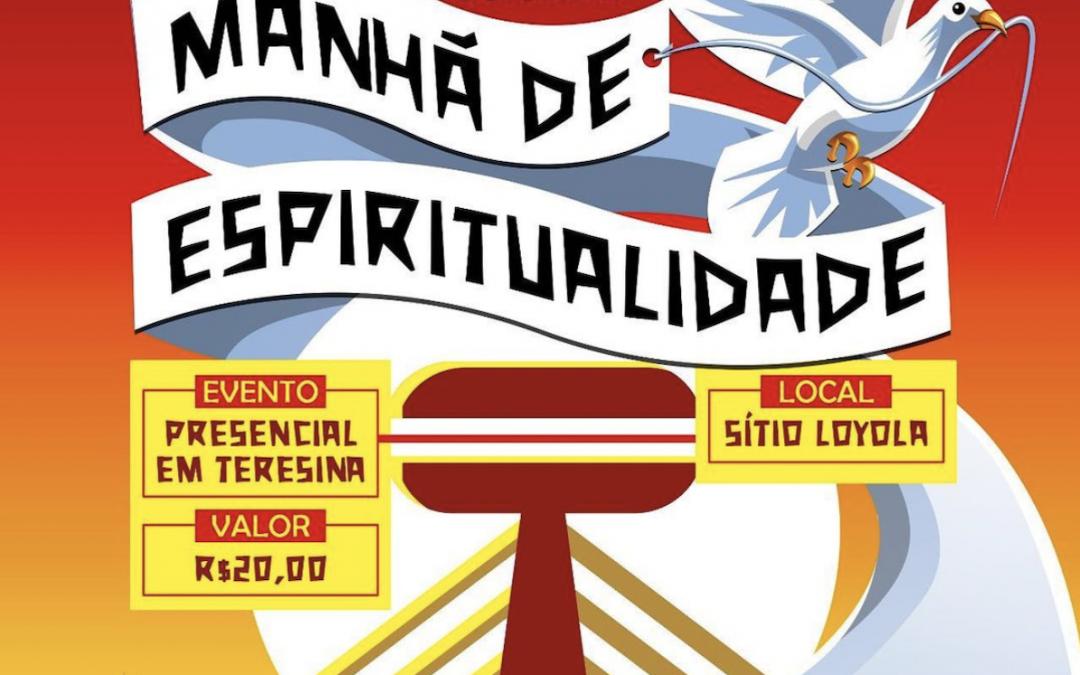 Manhã de Espiritualidade