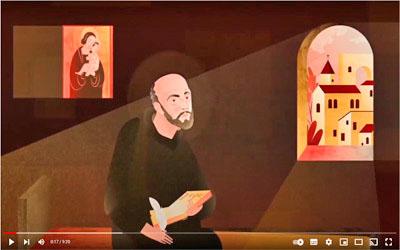 A história da conversão de Santo Inácio de Loyola