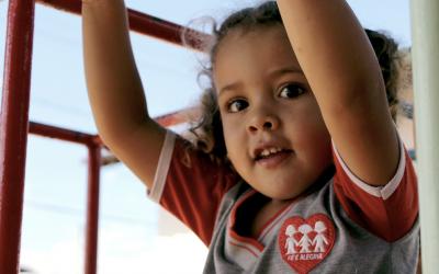 Campanha 'Para cantar, rezar e esperançar' ajudará as crianças de Fé e Alegria